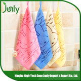 Cheap Cute Microfiber Customized Patterned Kitchen Hand Towels