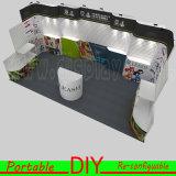 Будочка выставки Customed Portable&Versatile разносторонняя разносторонняя для торговой выставки