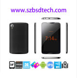 "7 "" a tabuleta Android do núcleo NFC do quadrilátero 3G com 1280*800IPS Bluetooth 4.0 GPS FM Dual PC da tabuleta de SIM NFC"