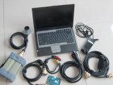 2016 multiplexor estupendo de la estrella C3 del MB con cinco cables + el software 160GB HDD V2014.12 + para la computadora portátil de DELL D630 para el diagnóstico de la estrella del MB
