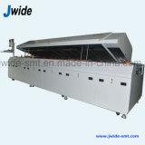 Machine de soudure de four de ré-écoulement d'air chaud pour la chaîne de montage de carte