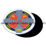 Velcro Backing를 가진 Soft Rubberized PVC Patch