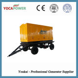 250kVA電気移動式トレーラーのディーゼル発電機