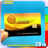 PVC Kontakt Intelligence-Karten CR80 Größe