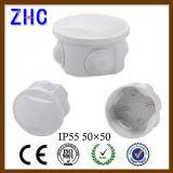50*50 ABS van de bijlage de Waterdichte Elektro Plastic Kabeldoos van de Aansluting van de Kabel