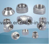 Forjado Steel Socket Welded / Threaded Full Coupling
