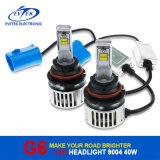 40W 4500lm 6000k 9004/9007 Hi/фара автомобиля СИД Lo для света тумана, автоматического Headlamp