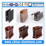 Preiswertes Type von Aluminium Profile Make Doors und Windows