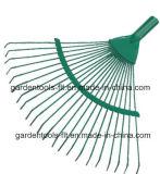 Сгребалка сада листьев металла сгребалки головная без ручки