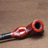 새로운 디자인 Clasical 연기가 나는 관에게 하는 나무로 되는 담배 손