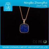 Serie Pendant 8 di natale dei monili del Lazuli di Lapis dell'argento sterlina del regalo 925 di natale