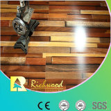 Revestimento laminado da madeira de faia da textura do Woodgrain do agregado familiar HDF AC4