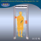 Cancello ellittico leggero del metal detector del blocco per grafici di portello della colonna