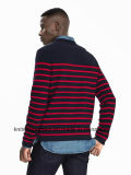 Men  Hotsales  Classic  Cable  Jersey  Knitwear  (M17-350)