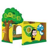 Giocattolo di legno dei bambini del playhouse di alta qualità