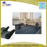 Wasserdichter PVC-PP-PE breiter Fußboden-Plastikblatt-Rolle, die Maschinen-Extruder herstellt