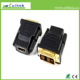 90 Grad VGA-Adapter-Mann zu Weibchen DVI HDMI USB