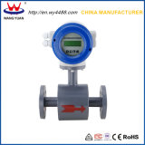 China-Fabrik-heißes Verkaufs-Wasser-elektromagnetischer Strömungsmesser