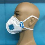Respirador disponible plegable con la válvula