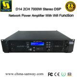 Dp14 Digitale Professionele Versterker, de AudioVersterker van de Macht DSP met WiFi