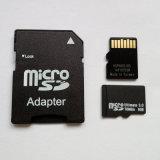 台湾でなされる実質容量のメモリ・カード8GB 3.0のマイクロSDのカード