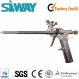 Qualitäts-Aluminiumlegierung-Karosserienspray Schaumgummi-Gewehr für PU-Polyurethan-Schaumgummi mit preiswertem Preis