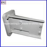 A sustentação mecânica personalizada da tecla morre as peças do alumínio de carcaça