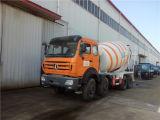 Vrachtwagen 14cbm van de Mixer van de Trommel van Ivoorkust Mercedes-Benz 8X4 Concrete