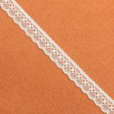 merletto di nylon delle azione dello Spandex di stirata di 1.8cm per biancheria