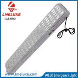 Un indicatore luminoso Emergency fissato al muro dei 90 LED con la trazione del cavo