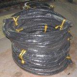 製鉄所のための陶磁器の並べられたゴム製管