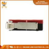 Commutateur micro miniature normalement proche rouge et noir de Lema de Kw12-2b