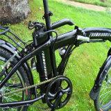 Potencia verde china 20inch plegable la bicicleta eléctrica 36V 250W de la bici