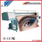 3.2m Infiniti/impressora solvente ao ar livre do grande formato cabo flexível do desafiador (FY-3208R)
