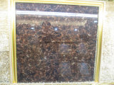 Mattonelle lustrate pietra antisdrucciolevole di colore scuro