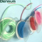 超Denrumの歯科歯科矯正学のゴム力の鎖