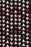 Printing Geometric Pattern Polyester Fabric for Garment Dress Bags Shoes