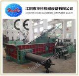 Cer SGS-sichere hydraulische quadratische Ballenpresse/Stahlpresse-Verpacker
