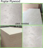 LVL de couvre-tapis de meubles de contre-plaqué de mélamine/peuplier
