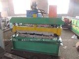 機械を形作るロールか機械を形作る艶をかけられたタイルロールまたは機械を形作る高い肋骨の屋根ふきのパネルロール