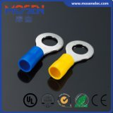 Rd tipo PVC Double Crimp Ring Terminal