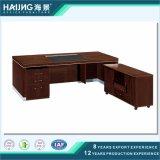 Mesa de madeira moderna da mobília de escritório para a venda, o executivo do escritório ou a tabela do CEO