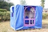 صامد للريح كلب جرو محبوب صندوق شحن قفص تغطية صامد للريح بوليستر مموّن [توب229]