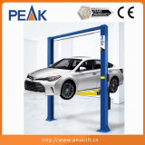 De dubbele Lift van Clearfloor van de Sloten van de Veiligheid voor Automobiel Onderhoud (208C)