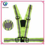 Correndo ou ciclismo Vestuário de segurança ferroviária Cinto de segurança reflexivo
