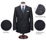 측정 Mens 한 벌에 만들어지는 새로운 디자인 OEM 의복 직접