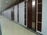 현대 사무실 나무로 되는 알루미늄 유리제 칸막이벽 (NS-NW223)