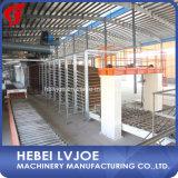 Cadena de producción de máquina de la fabricación de la tarjeta del alto rendimiento y de yeso de la capacidad