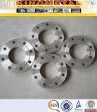 Dimensões das flanges 5k/10k/20k/30k do padrão de Ss400 JIS