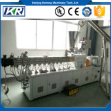 PS/PA/HDPE/LDPE reciclan la maquinaria plástica biodegradable de la protuberancia del estirador/del almidón del bebé de la madre